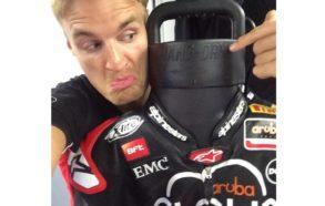 Chaz Davies WSBK racer