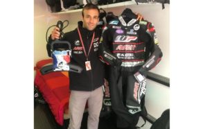 Johann Zarco 2 time Moto2 World Champion